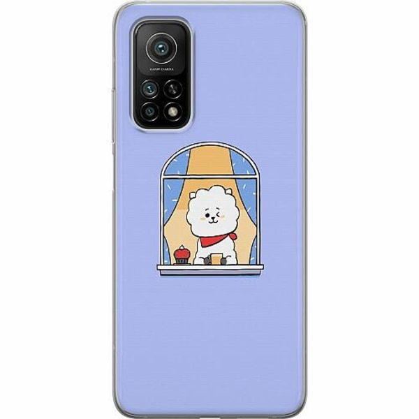 Xiaomi Mi 10T Mjukt skal - Kawaii