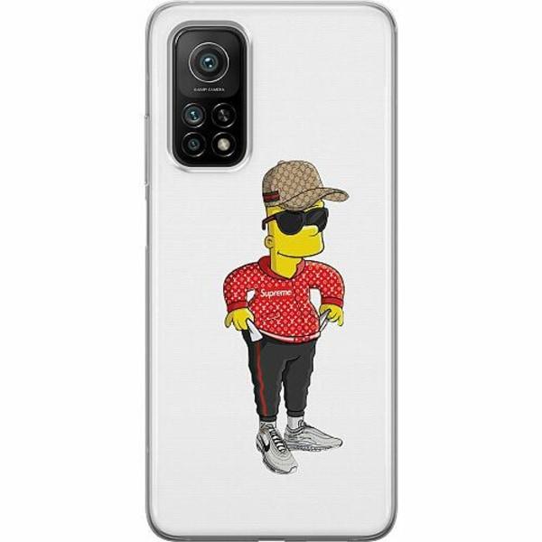 Xiaomi Mi 10T Mjukt skal - Bart Simpsons SUP