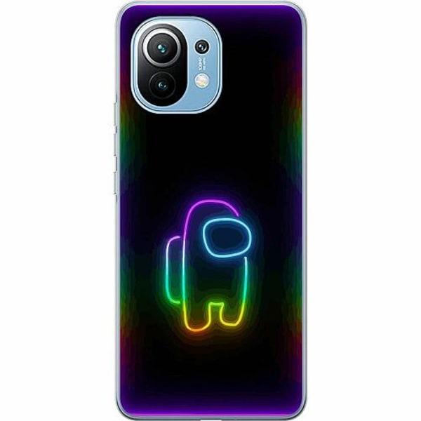 Xiaomi Mi 11 Mjukt skal - Among Us 2021
