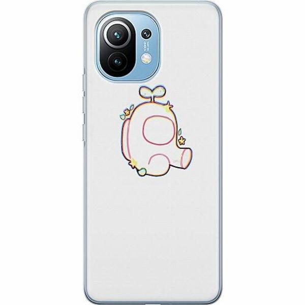 Xiaomi Mi 11 Mjukt skal - Among Us