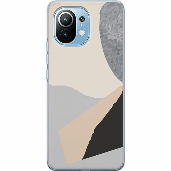 Xiaomi Mi 11 Mjukt skal - Hawaii Retro