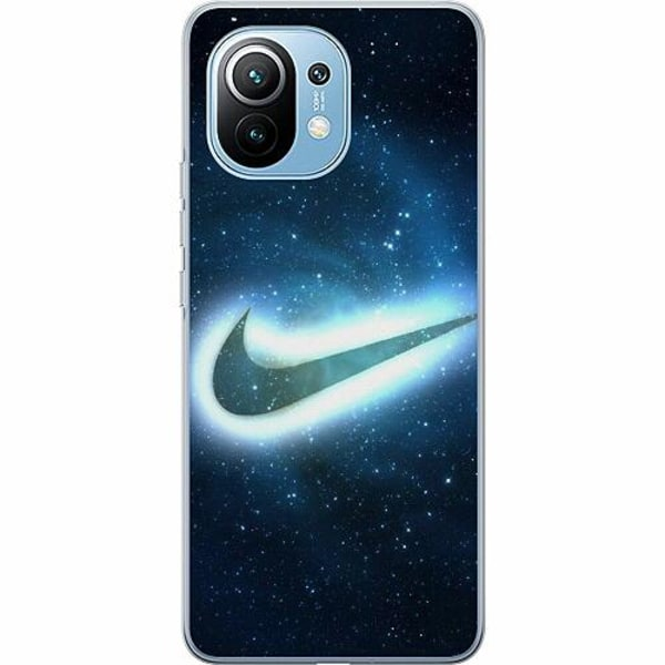 Xiaomi Mi 11 Mjukt skal - Nike