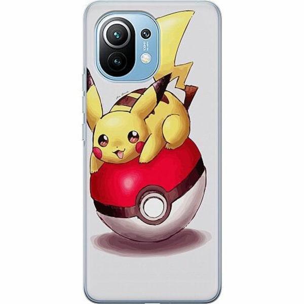 Xiaomi Mi 11 Mjukt skal - Pokemon