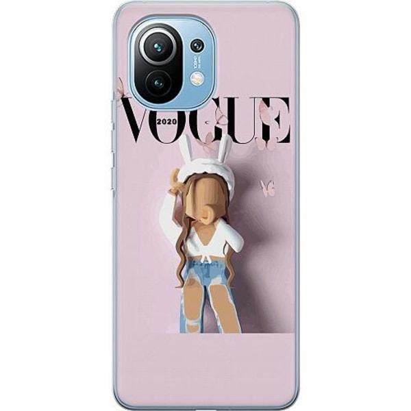 Xiaomi Mi 11 Mjukt skal - Roblox Vogue
