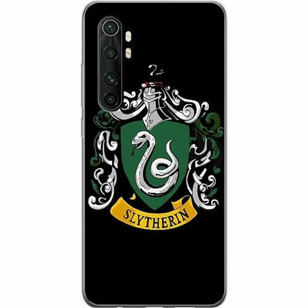 Xiaomi Mi Note 10 Lite Thin Case Harry Potter - Slytherin