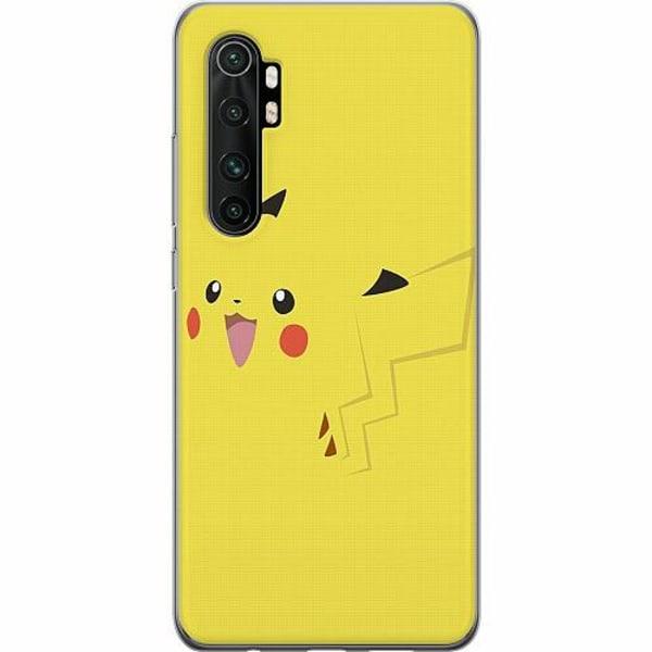Xiaomi Mi Note 10 Lite Thin Case Pokémon: Pikachu