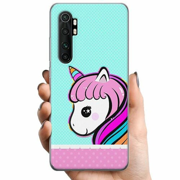 Xiaomi Mi Note 10 Lite TPU Mobilskal UNICORN