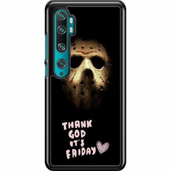 Xiaomi Mi Note 10 Pro Hard Case (Svart) Friday