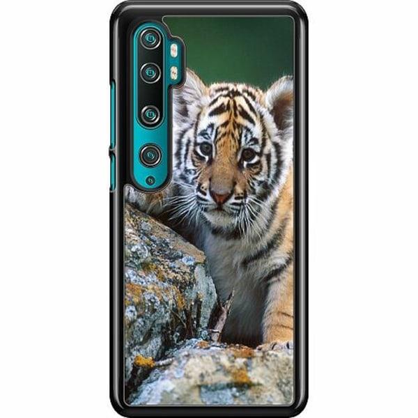 Xiaomi Mi Note 10 Pro Hard Case (Svart) Tiger