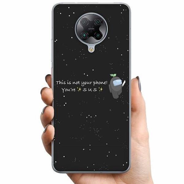 Xiaomi Poco F2 Pro TPU Mobilskal Among Us 2021