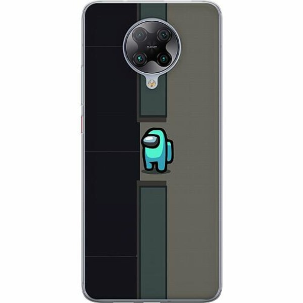 Xiaomi Poco F2 Pro TPU Mobilskal Among Us