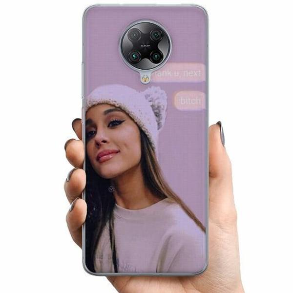 Xiaomi Poco F2 Pro TPU Mobilskal Ariana Grande