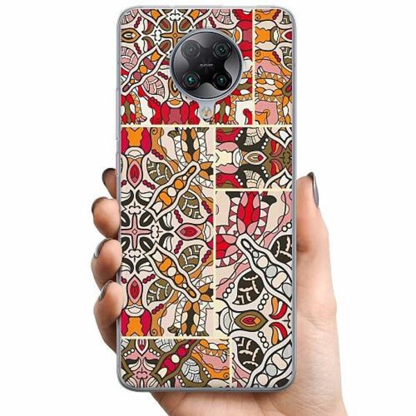 Xiaomi Poco F2 Pro TPU Mobilskal Artistic Ausdruck