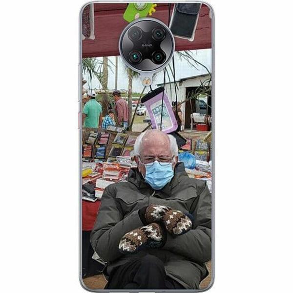 Xiaomi Poco F2 Pro TPU Mobilskal Bernie Sanders Meme