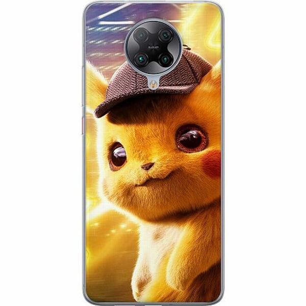 Xiaomi Poco F2 Pro TPU Mobilskal Detective Pikachu - Pikachu