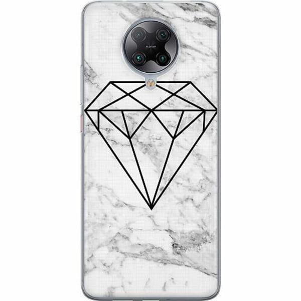 Xiaomi Poco F2 Pro TPU Mobilskal Diamant