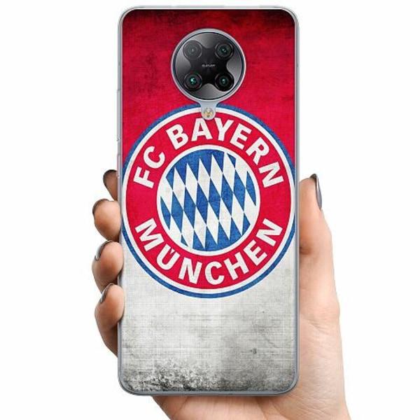 Xiaomi Poco F2 Pro TPU Mobilskal FC Bayern