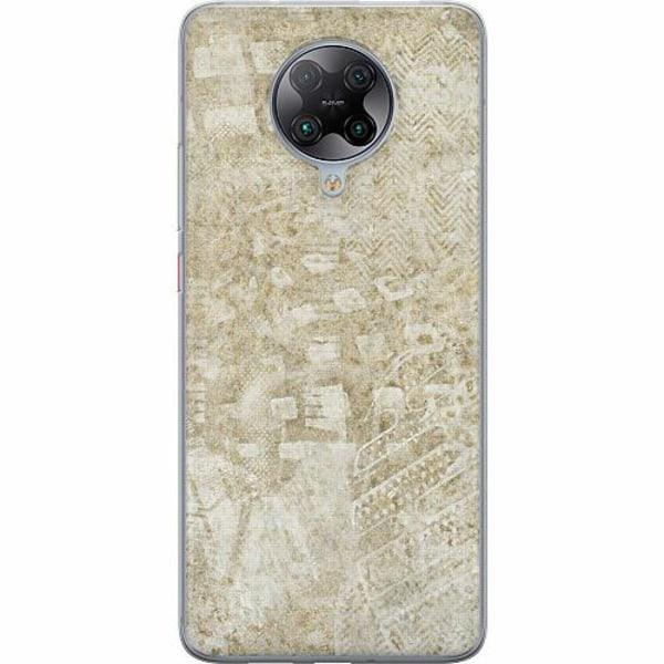 Xiaomi Poco F2 Pro TPU Mobilskal Footprints