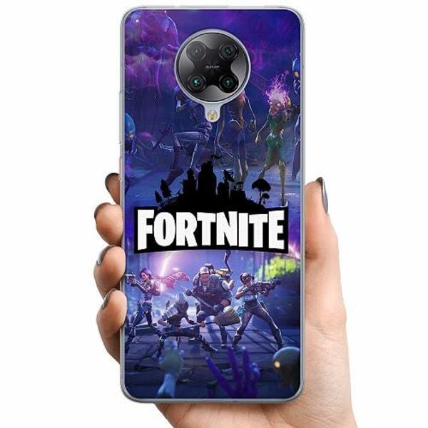 Xiaomi Poco F2 Pro TPU Mobilskal Fortnite