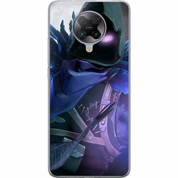 Xiaomi Poco F2 Pro TPU Mobilskal Fortnite The Raven