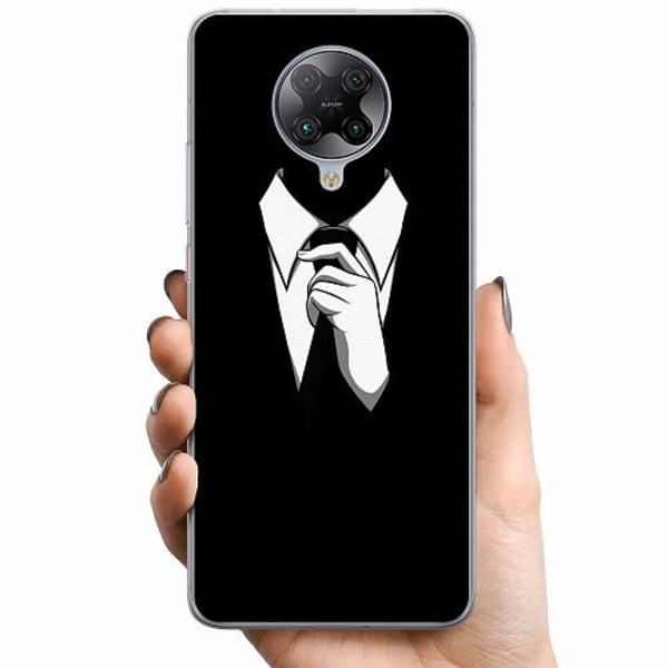 Xiaomi Poco F2 Pro TPU Mobilskal Gentleman