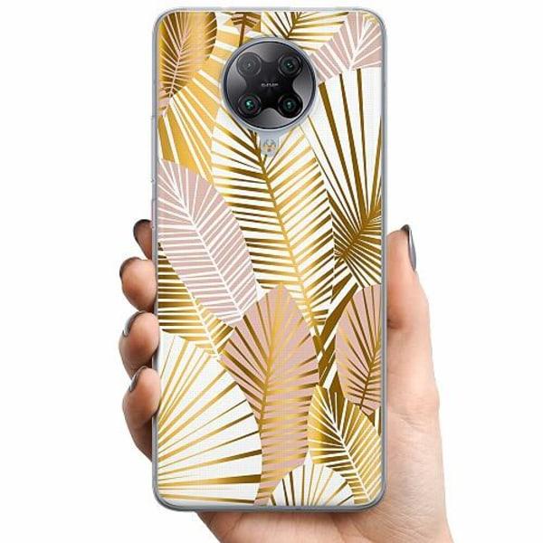 Xiaomi Poco F2 Pro TPU Mobilskal Gold