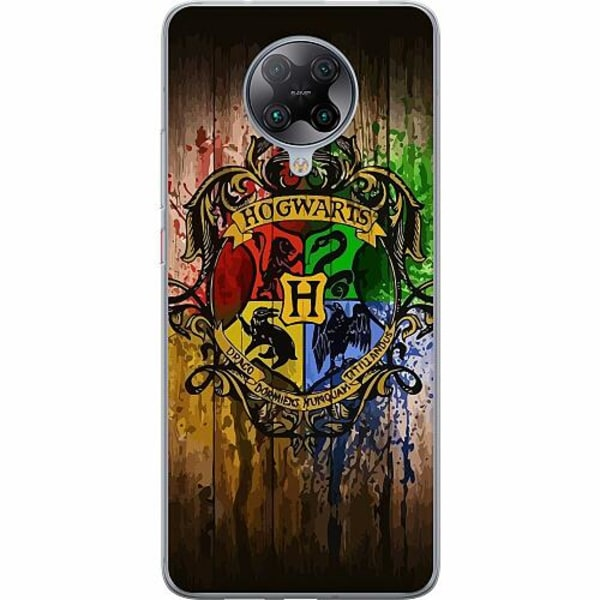 Xiaomi Poco F2 Pro TPU Mobilskal Harry Potter