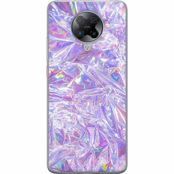 Xiaomi Poco F2 Pro TPU Mobilskal Holographic Diamonds