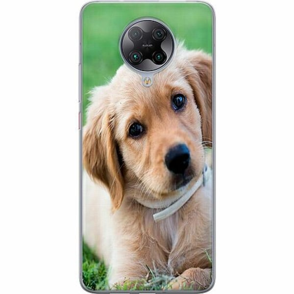 Xiaomi Poco F2 Pro TPU Mobilskal Hund