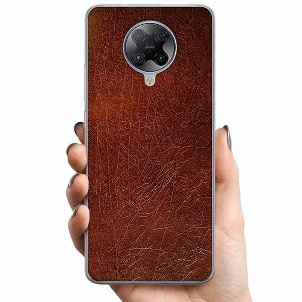 Xiaomi Poco F2 Pro TPU Mobilskal Leather