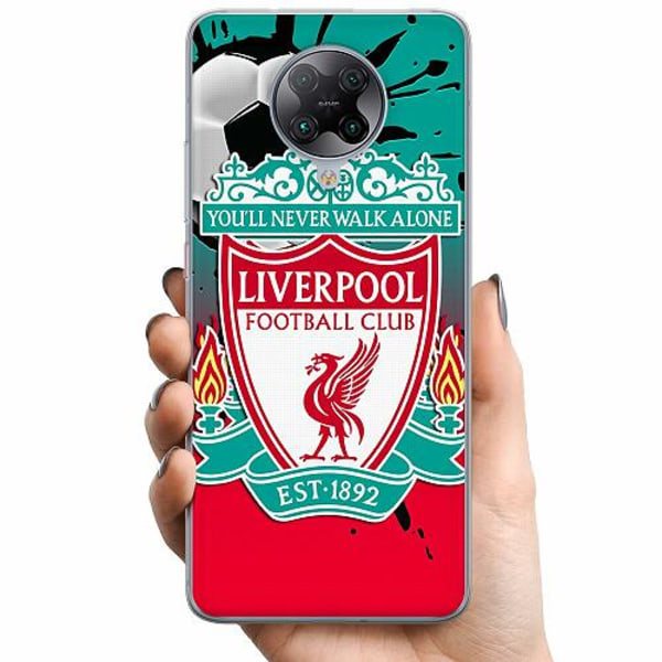 Xiaomi Poco F2 Pro TPU Mobilskal Liverpool