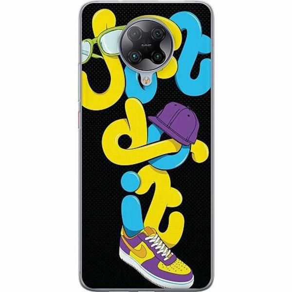 Xiaomi Poco F2 Pro TPU Mobilskal Nike