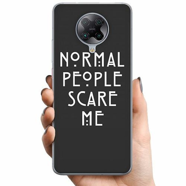 Xiaomi Poco F2 Pro TPU Mobilskal Normal
