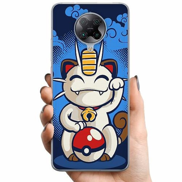 Xiaomi Poco F2 Pro TPU Mobilskal Pokemon
