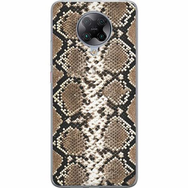 Xiaomi Poco F2 Pro TPU Mobilskal Snakeskin