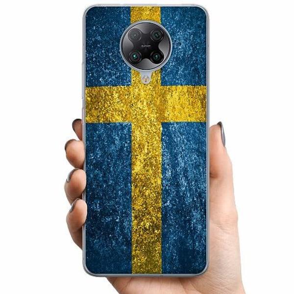 Xiaomi Poco F2 Pro TPU Mobilskal Sweden