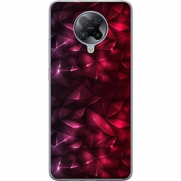 Xiaomi Poco F2 Pro TPU Mobilskal Tempting Red