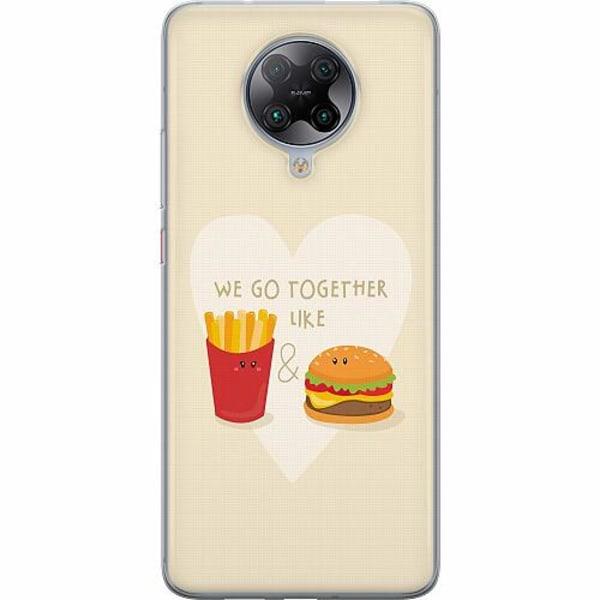 Xiaomi Poco F2 Pro TPU Mobilskal Together