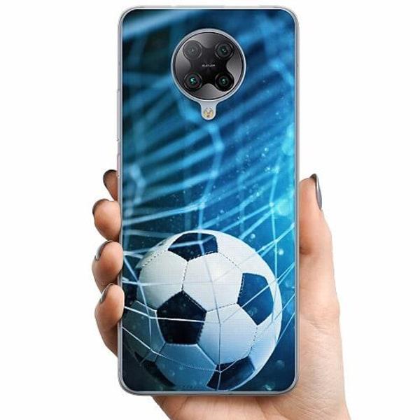 Xiaomi Poco F2 Pro TPU Mobilskal VM Fotboll 2018