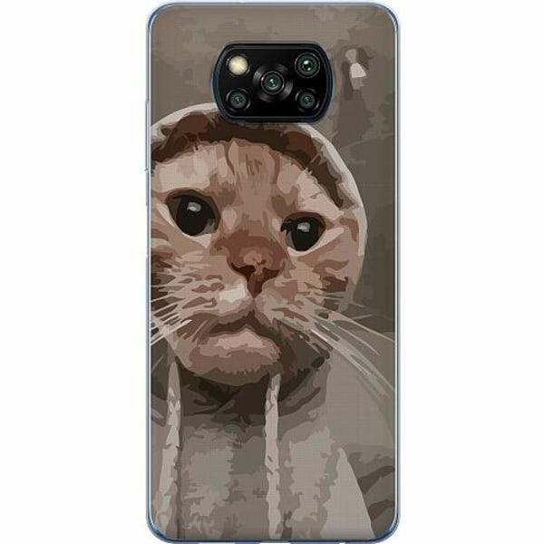 Xiaomi Poco X3 NFC Thin Case Cat Called