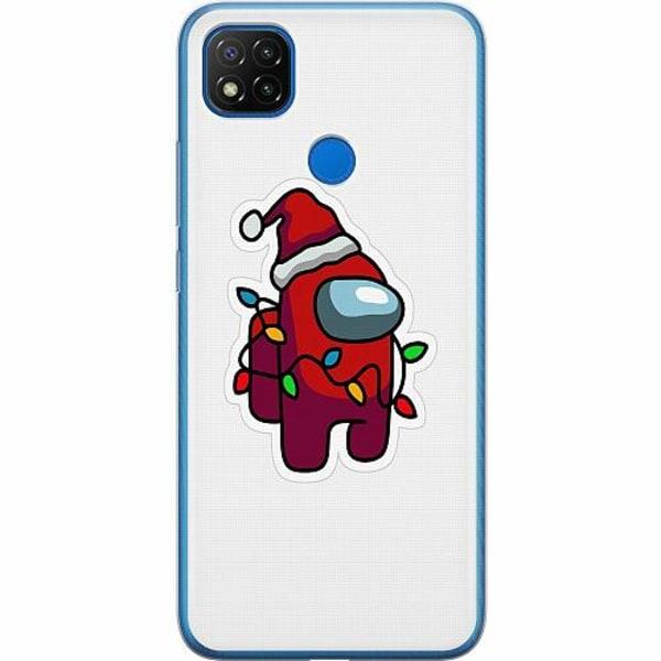 Xiaomi Redmi 9C Mjukt skal - Among Us