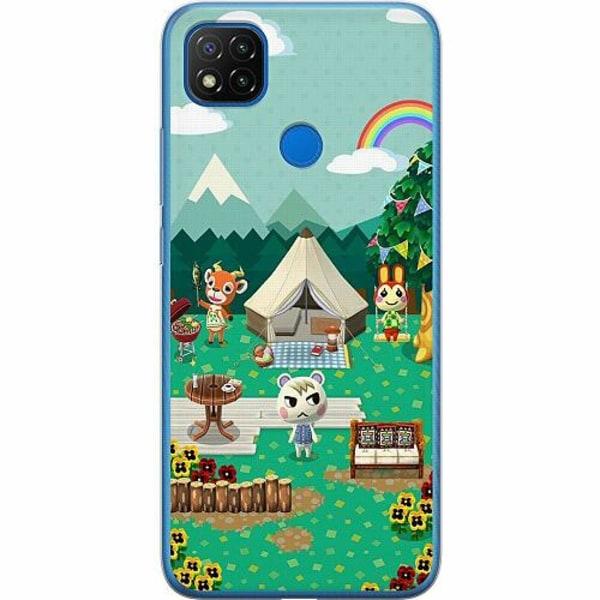 Xiaomi Redmi 9C Mjukt skal - Animal Crossing