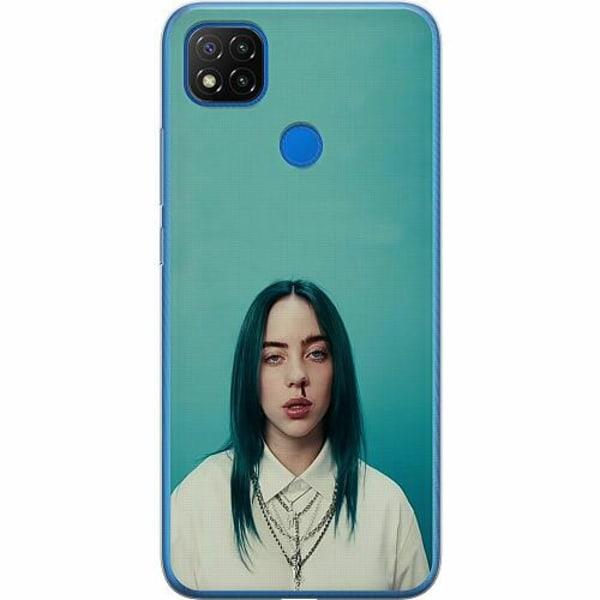 Xiaomi Redmi 9C Mjukt skal - Billie Eilish 2021