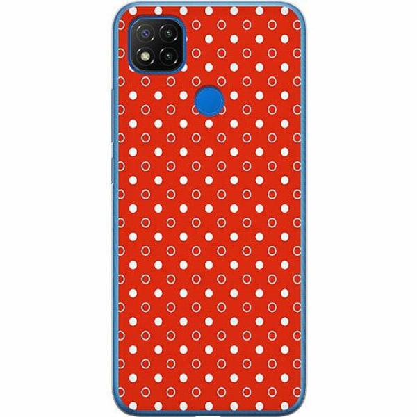 Xiaomi Redmi 9C Mjukt skal - Dots and Tags
