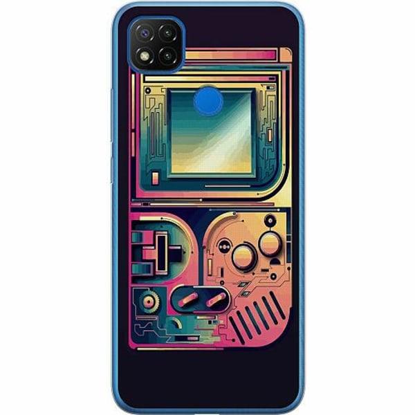Xiaomi Redmi 9C Mjukt skal - Game Boy