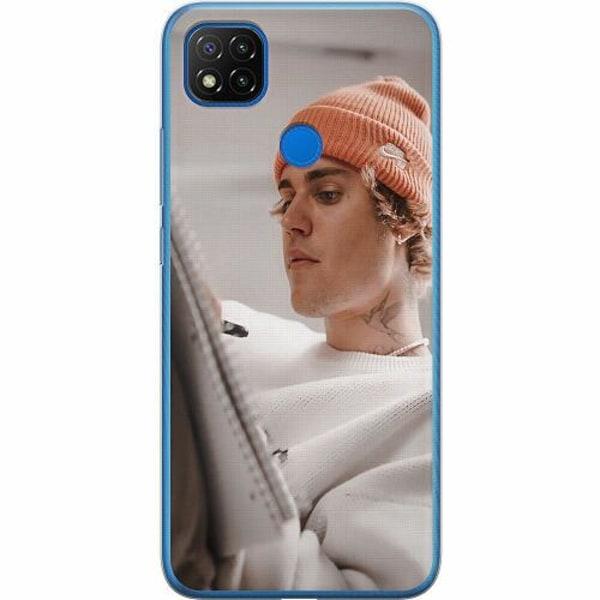Xiaomi Redmi 9C Mjukt skal - Justin Bieber 2021