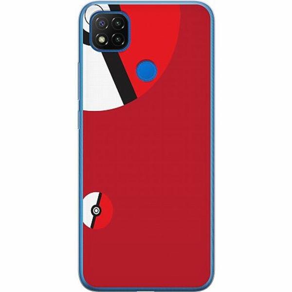 Xiaomi Redmi 9C Mjukt skal - Pokemon