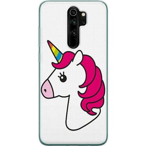 Xiaomi Redmi Note 8 Pro Mjukt skal - Unicorn