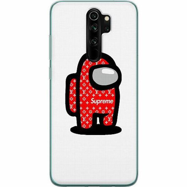 Xiaomi Redmi Note 8 Pro Mjukt skal - Among Us 2021
