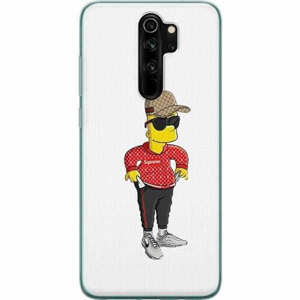 Xiaomi Redmi Note 8 Pro Mjukt skal - Bart Simpsons SUP